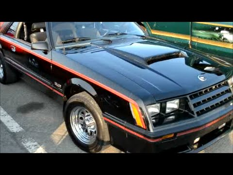 1982 Mustang Gt >> '79 - '82 FORD MUSTANG GT / RARE & FACTORY STOCK - YouTube