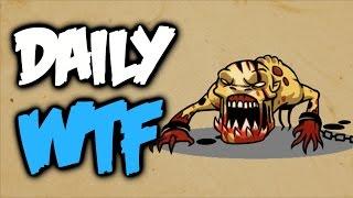 Dota 2 Daily WTF - Top lane Mystery