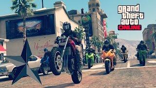 Стрим по GTA 5 Online ^ сыны анархии