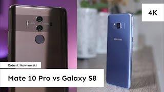 Huawei Mate 10 Pro vs Samsung Galaxy S8 Porównanie zdjęć | Robert Nawrowski