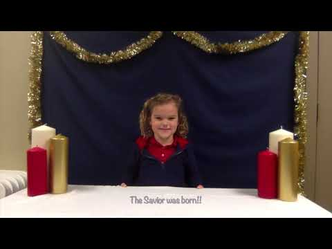 Bookcliff Christian School & Preschool presents The Christmas Story