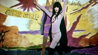 Serge Gainsbourg _ Brigitte Bardot - Comic Strip High Quality