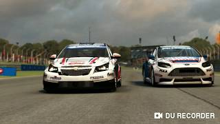 Grid Autosport ANDROID private beta gameplay Brands Hatch Indy