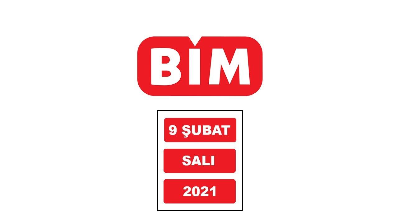 BİM Market'in 9 Şubat 2021 Tarihli Ürün Kataloğu - YouTube