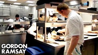 Former Prisoner Passes His Trial At The Savoy Grill | Gordon Behind Bars