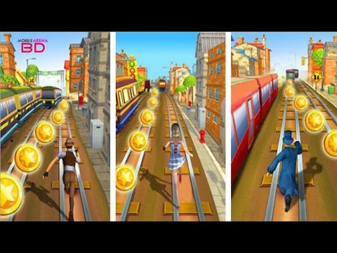 ►Subway Rush ♞ Android GamePlay ❤ HD