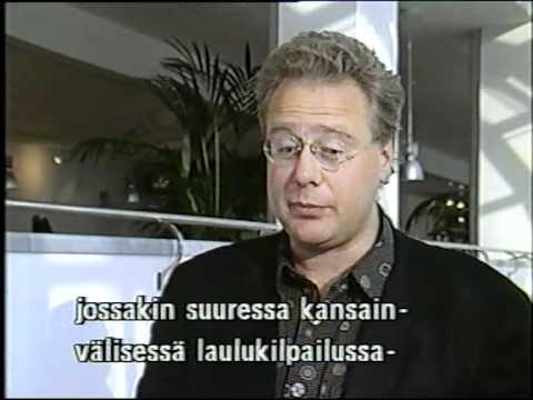 Dilbèr - Finland's TV - Mirjam Helin tavling 1984 (31.07.1994)