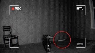 Я снял паранормальное явление | Оставил камеры в Проклятом старом доме