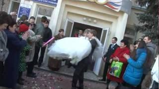 Свадебное видео,Волгодонск- Кобцевы