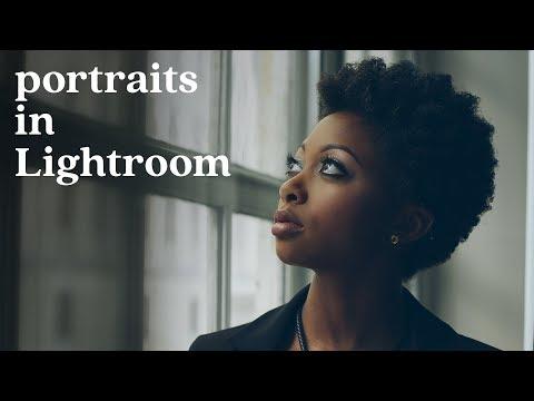 Edit PORTRAITS in LIGHTROOM, Like a PRO!