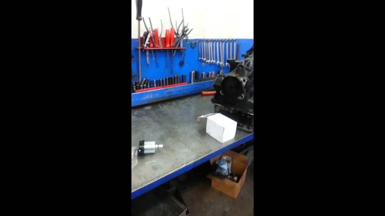 Allison 545 electric modulator information  YouTube