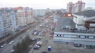Двухкомнатная квартира улучшенка переделанная в трехкомнатную рядом с ТЦ Савиново(Эта уникальная квартира располагается на 10-м этаже 16-этажного кирпичного дома по улице Адоратского 4А в..., 2016-04-06T17:35:07.000Z)