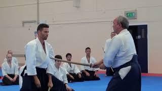Peter Brady Shihan UKA Summer School 2015
