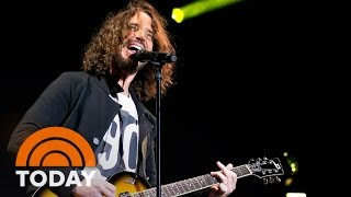 Chris Cornell's Family Disputes Preliminary Ruling Of Suicide In Rocker's Death | TODAY