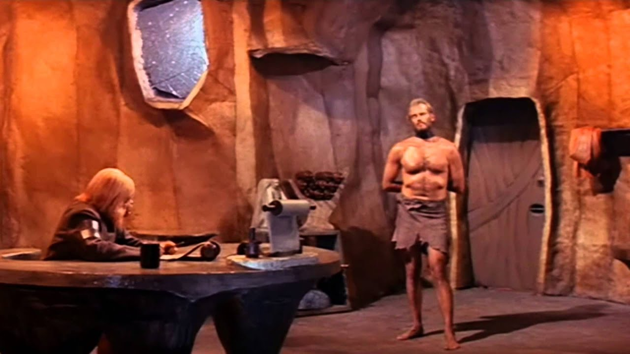 Planet Of The Apes (1968) Trailer [HQ]