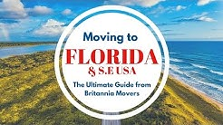 Moving to Florida & S.E. USA: The Ultimate Guide from Britannia Movers