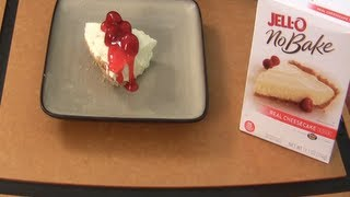No Bake Cheesecake - Food Product Review