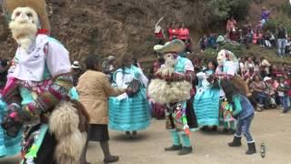 Huaylejia de Queta  - Tapo - Tarma 2017