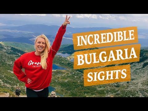 BULGARIA VLOG SOFIA, RILA MONASTERY, RILA LAKES, PLOVDIV