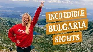 BULGARIA VLOG ♡ SOFIA, RILA MONASTERY, RILA LAKES, PLOVDIV
