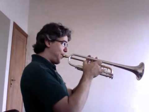CONCONE - Lyrical Studies for trumpet - N. 12 - Allegretto brillante
