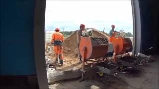 SIC - устройство полусухой песчано-цементной стяжки для дальнейшей виброукладки химстойкой плитки(SIC - устройство полусухой песчано-цементной стяжки для дальнейшей виброукладки керамогранитной химстойкой..., 2016-08-07T11:46:40.000Z)