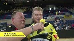 KR-TV.de 0428 HSG KREFELD - Mit dem letzten Wurf in die 2. Bundesliga