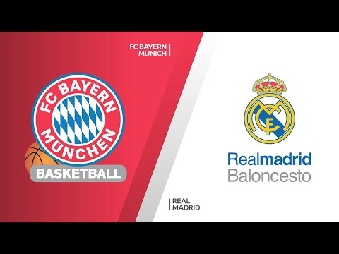 FC Bayern Munich - Real Madrid Highlights   Turkish Airlines EuroLeague, RS Round 20