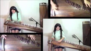 Led Zeppelin-Going to California Gayageum ver. by Luna