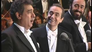Luciano Pavarotti Placido Domingo Jose Carreras Libiamo ne 39