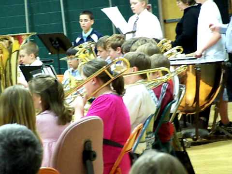 District 2 Elementary Band