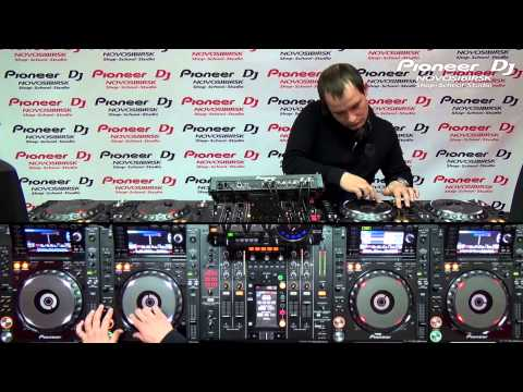 Tech House Industry: Part 1 by DJ Rigid (Nsk) @ Pioneer DJ Novosibirsk