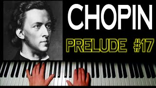 Chopin: Prelude No. 17 in A Flat Major, Op. 28 | Noah Johnson
