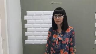"""Встречаем новинку - 3D панель Rakitta дизайн МЕТРО - всеми любимые """"кабанчики"""""""