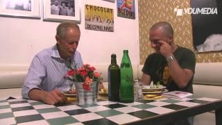 """BrainFood #02 - Erri De Luca: """"In Italia i giovani sono schiacciati da una maggioranza di vecchi"""""""