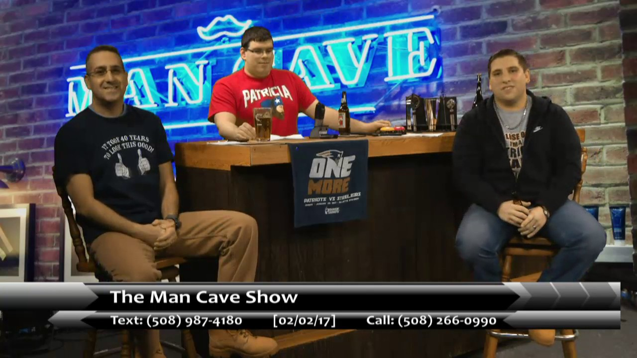 Man Cave Bet Show : The man cave show season ep youtube