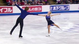 Евгения Тарасова - Владимир Морозов. Короткая программа. Skate Canada. Гран-при по фигурному катанию