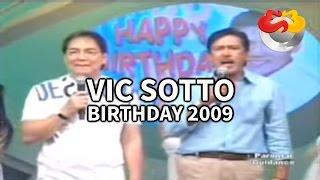 Eat Bulaga: Vic Sotto Birthday 2009