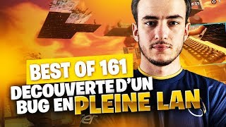 BEST OF SOLARY FORTNITE #161 - DECOUVERTE OF A BUG IN PLEINE LAN!