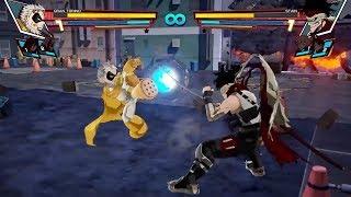 Video My Hero Academia: One's Justice - Gran Torino vs Stain Gameplay Teaser (HD) download MP3, 3GP, MP4, WEBM, AVI, FLV Juli 2018