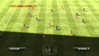 FiFa 12 Gameplay [Max Out / GTX 550 Ti ]
