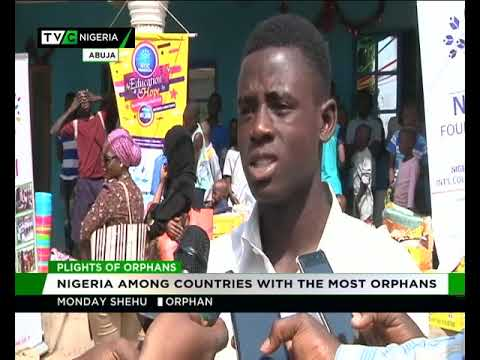 Nigeria among countries with highest number of Orphans