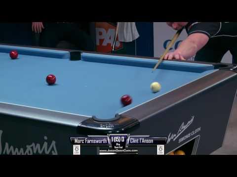 IPA English Championships 2017 - Farnsworth v I'Anson