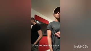 Download Mp3 Johann Vera Cantando Con Leroy Sánchez | Instagram Live