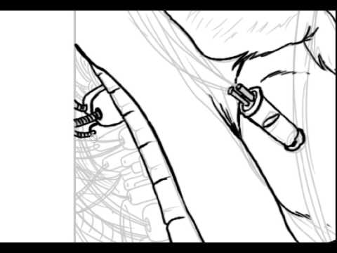 Tax and Scratch Inking Video