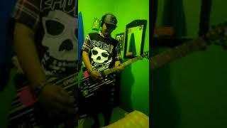 JAMRUD - JAHANAM BAJINGAN (Guitar Cover)