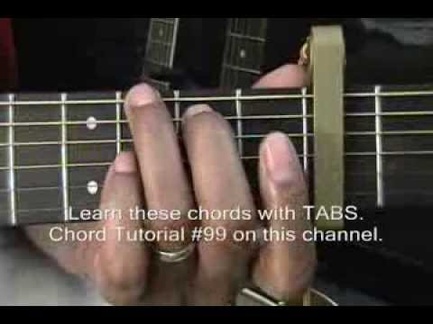 How To Play One Direction Style Guitar Chords Dm7 G Major Chord