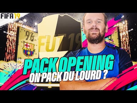 FIFA 19 PACK OPENING - ON AIME LES BOOSTS