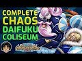 Walkthrough for Chaos Daifuku Coliseum Free To Play! [One Piece Treasure Cruise]