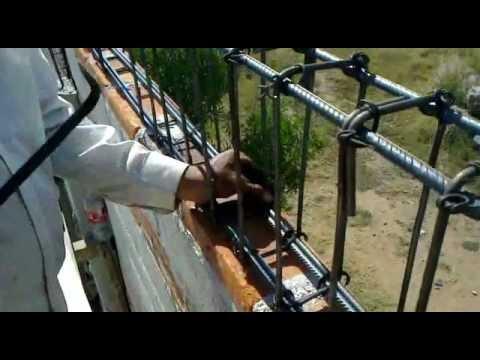 Arte alba il haciendo cadenas con amarrador youtube for Como hacer una pileta de hormigon